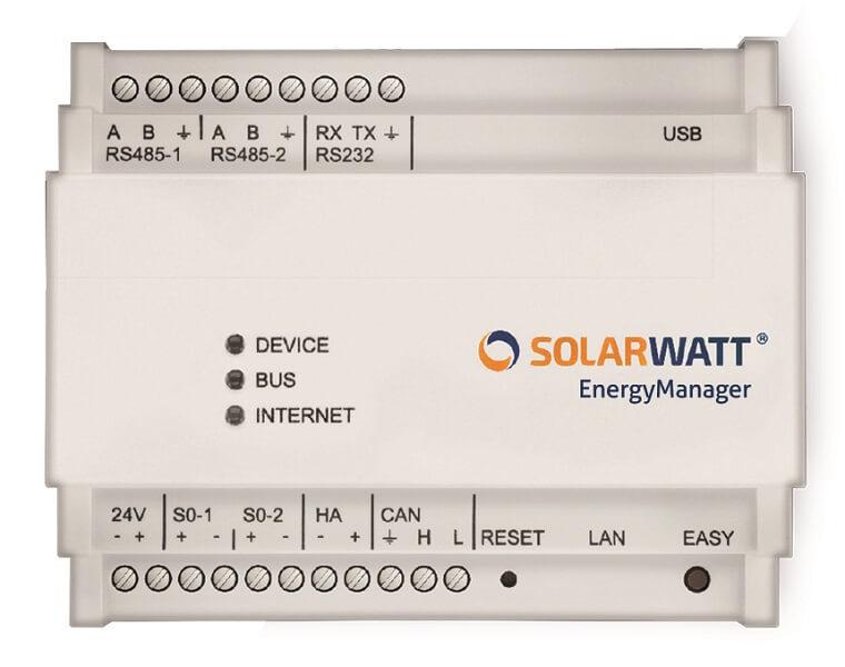 SOLARWATT ENERGYMANAGER Image