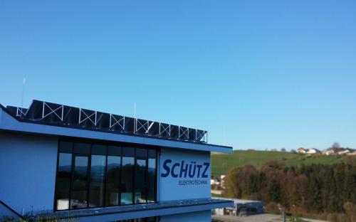 Schütz Technik Photovoltaikanlage 1