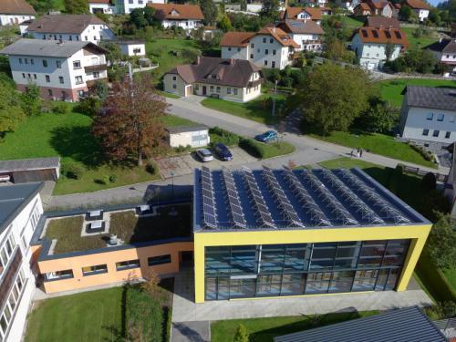 Schule St. Johann, EE Sonnenenergie