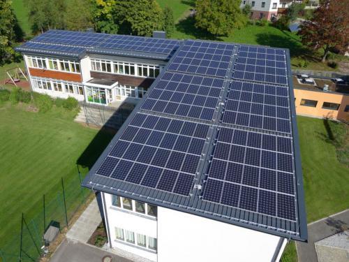 Photovoltaik EE Sonnenenergie St. Johann, Schule - 72 kWp (3)