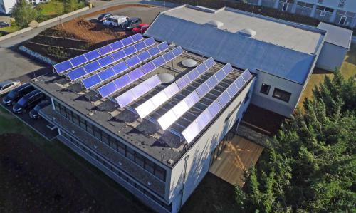 Schütz Technik Photovoltaikanlage