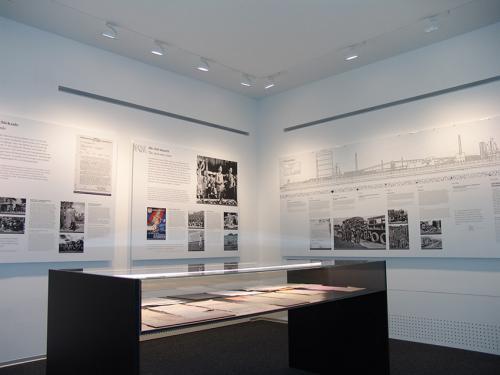 voestalpine Stahlwelt - Ausstellung und Museum, Linz 1